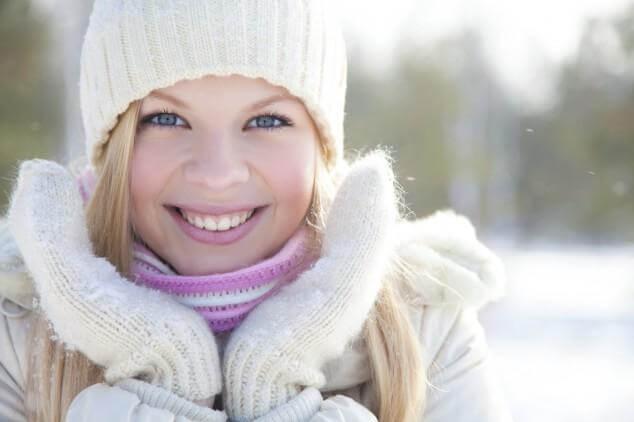 ženska zima