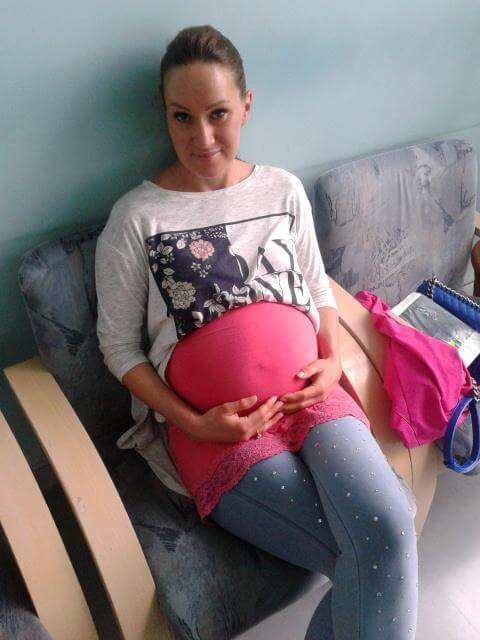 39. teden nosečnosti