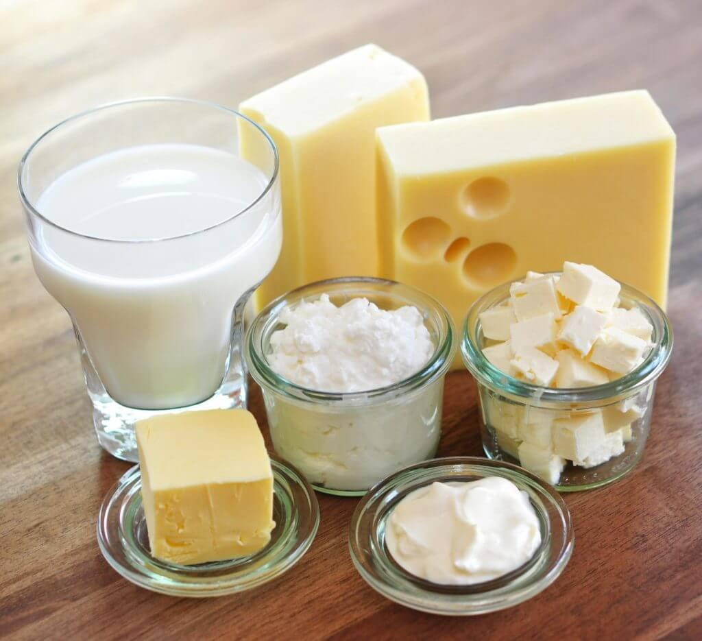 Še vedno jeste mlečne izdelke?