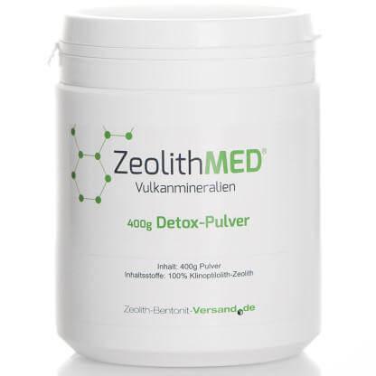 Zeolit pospeši razstrupljanje jeter in drugih organov ter telesu pomaga, da se hitreje znebi vseh strupov, ki se v njem nalagajo.