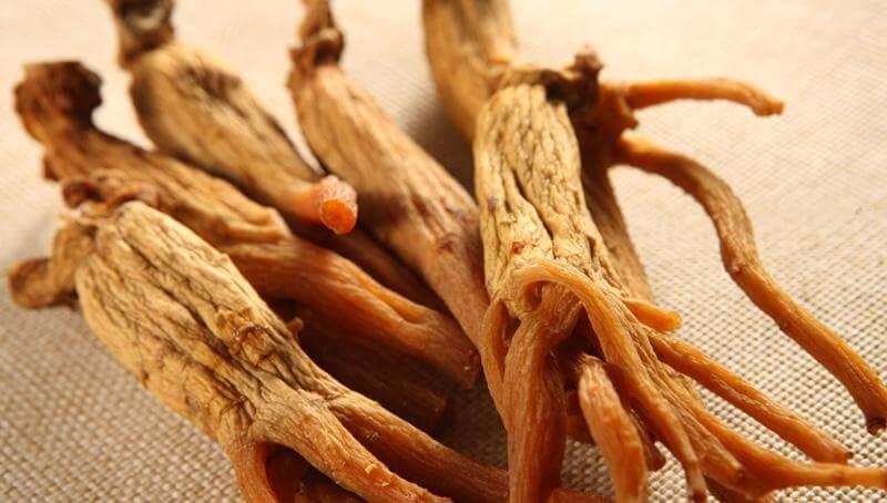 Korejski ginseng pomaga pri težavah s hormoni in izgorelosti