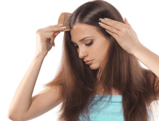 Izpadanje las – kako si lahko pomagate
