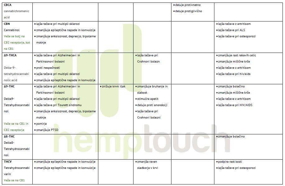 cbd tabela 2