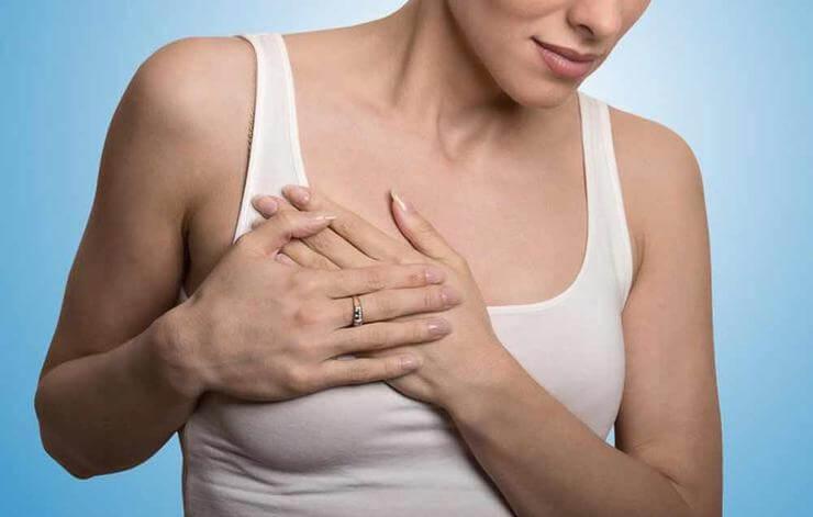 Rak dojk spada med najpogostejše oblike raka pri nas.
