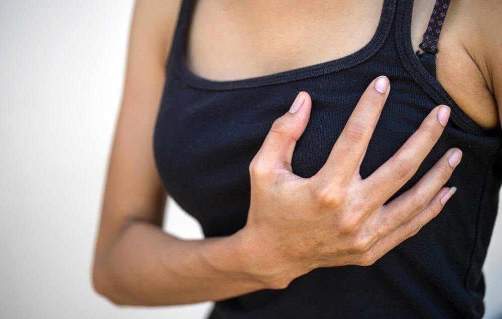 Obstajajo različni simptomi, ki lahko nakazujejo na raka dojk.