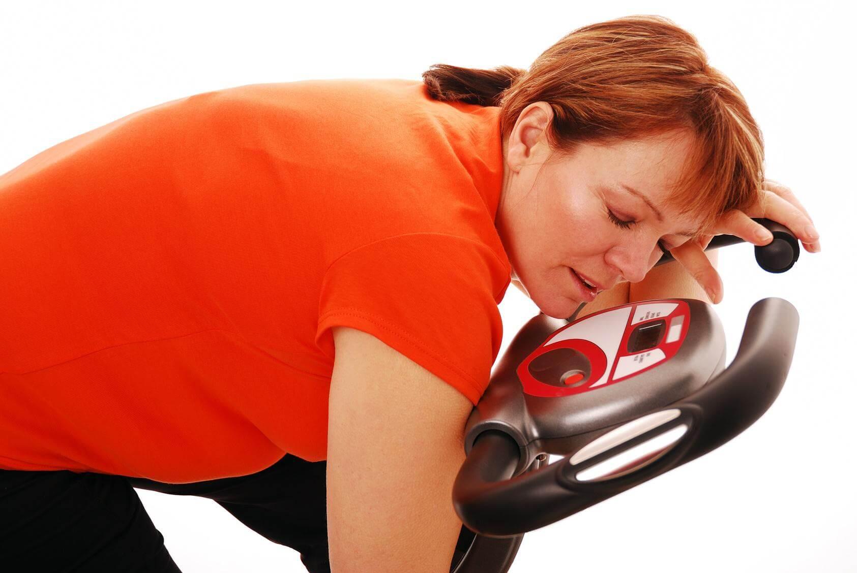 Telovadba in hujšanje – zakaj pretiravanje s športom redi