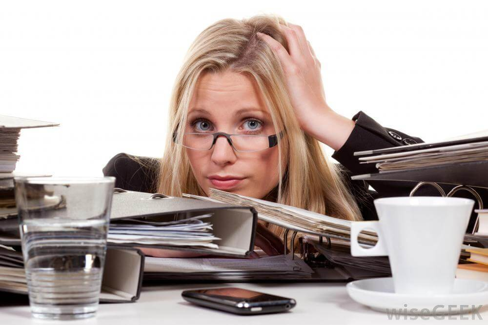 woman-with-too-much-work