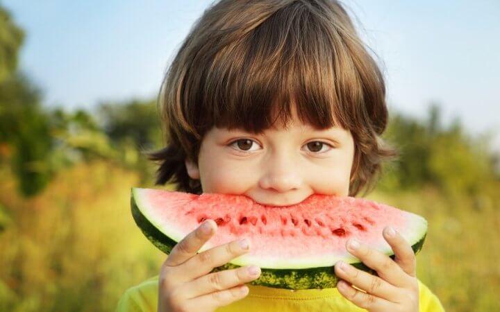 Lubenica – razstruplja telo, pomaga shujšati in spodbudi delovanje prebave