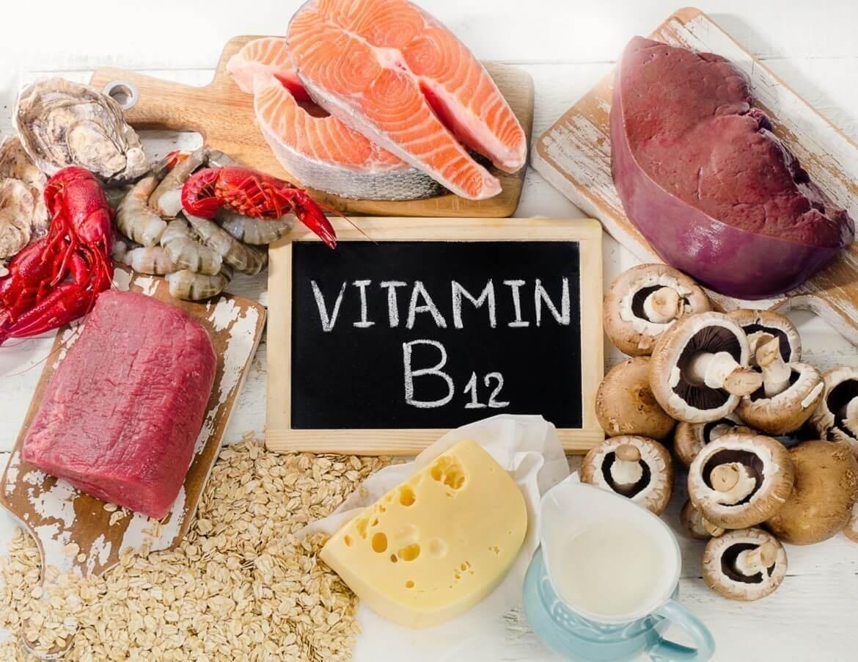 vitamin B12 v hrani