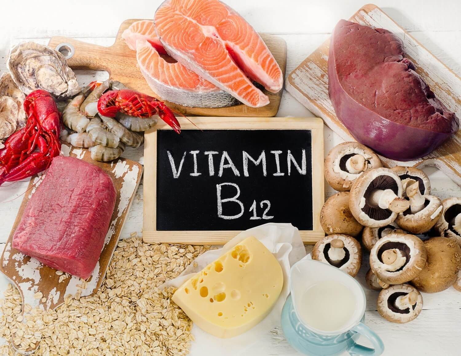 Top-foods-with-high-vitamin-B12