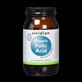 ekoloska-folna-kislina-viridian-90-kapsul