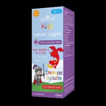 imunski-sistem-prehransko-dopolnilo-za-otroke-natures-aid-150ml