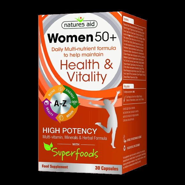 multi-vitamini-in-minerali-s-super-hrano-za-zenske-po-50-letu-natures-aid-30-kapsul